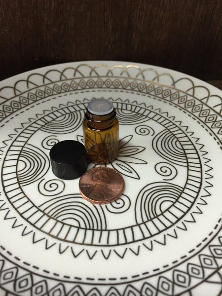 Calm Organic Essential Oil Blend / Depression / Anxiety / Kids / Allergies
