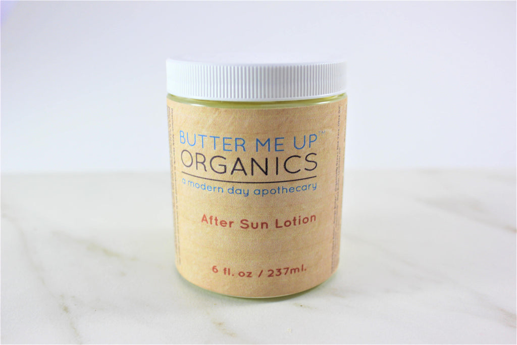 Organic After Sun Lotion