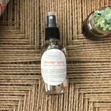 Organic Smudge Spray / Smudge Spray / Space Clearing / Energy Cleansing / Aura Cleansing / Purifying / Cleanse Negative Energy /