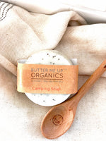 Organic Camping Soap / Bug Repellant / Shampoo Bar / All Over Bar