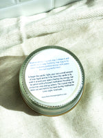 Space Clearing Candle/ Intention Candle / Organic Soy Candle / Candle with Crystals / Cleansing Candle