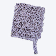 Load image into Gallery viewer, Organic Cotton Baby Bonnet - Lavender