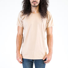 Load image into Gallery viewer, Mens Organic T-shirt Beige