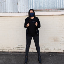 Load image into Gallery viewer, Organic Cotton Face Mask - Streetwear