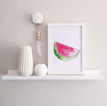 Watermelon Print - Limited Edition