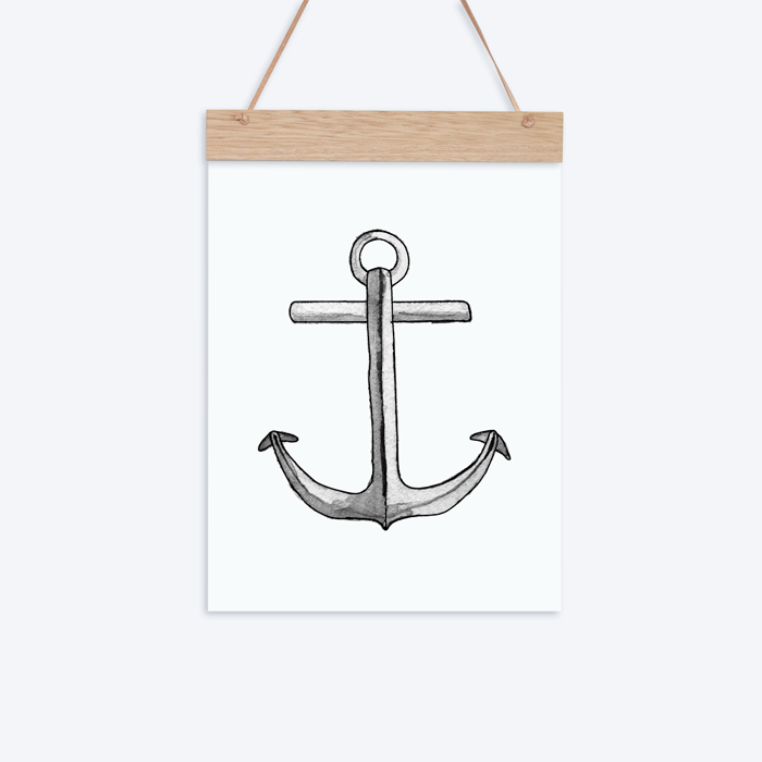 Anchor Print - Limited Edition