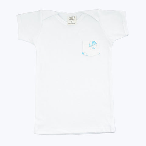 Beachball Pocket Organic T-Shirt