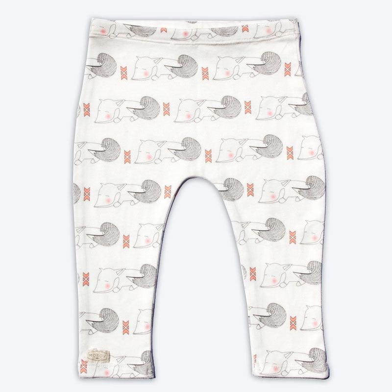 Sleepy Fox Organic Baby Leggings