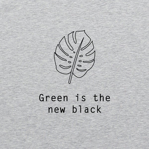 Green is the new black shirt