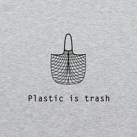 Plastic is Trash Shirt