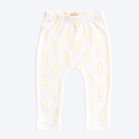 Ice cream Organic Leggings