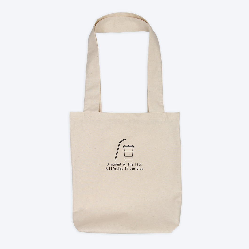 Organic Cotton Tote - Choose to Reuse