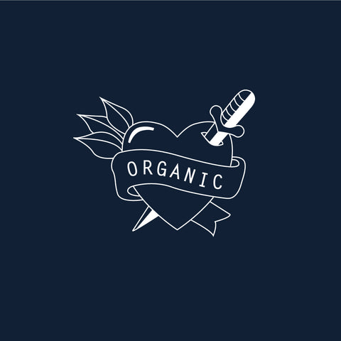 Organic Lover - Woman Printed Organic T-shirt