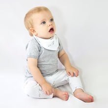 Load image into Gallery viewer, Baby Organic Shirt - Grey Marle
