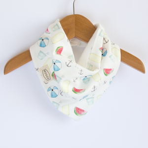 Here Comes the Sun Summer Bib