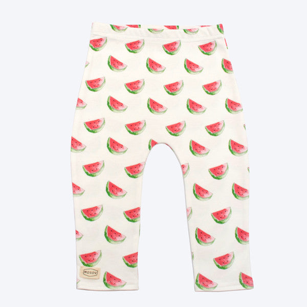 Watermelon Organic Leggings