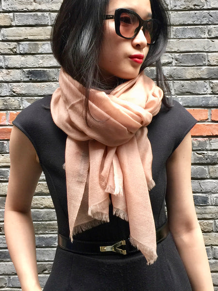 Luxury Cashmere Scarf (Various colors)