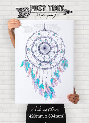 Dare to Dream Dreamcatcher