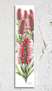 Bottlebrush Bookmark