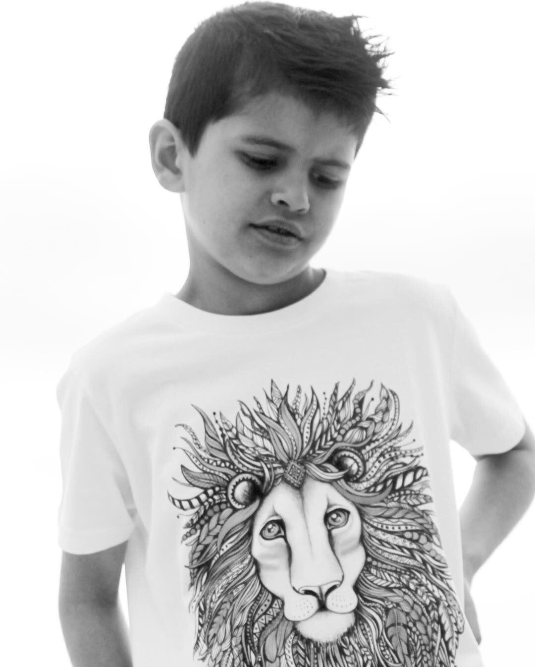 Lion 100% Cotton Tee