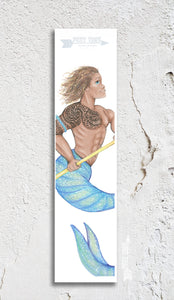 Mermanly Bookmark