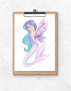 Nixie the Fairy Mermaid