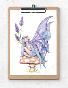 Lavender The Fairy