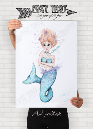 Lucy the Mermaid