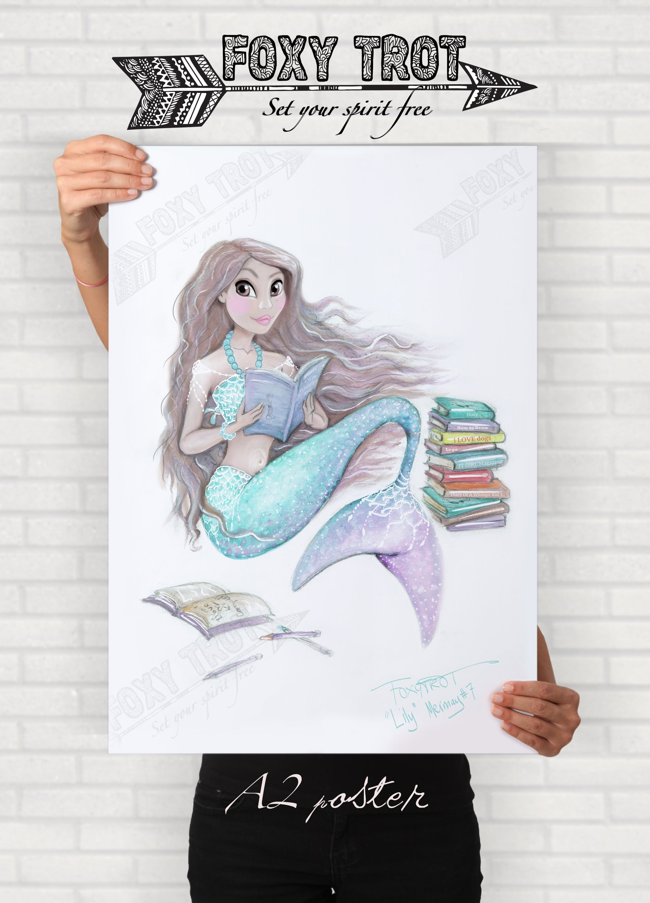 Lily the Mermaid