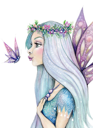 Papillon The Fairy