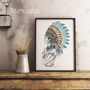 Chief Warrior