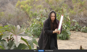 Best Of: Light sabers, blaster shots and soft wipes from FanFilm Fx