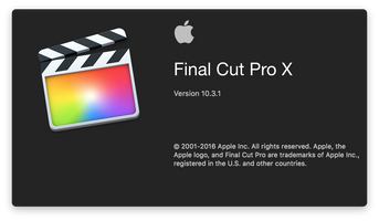 Best of: FCP X 10.3 Tutorials, demos and workflow tips