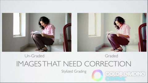 What is Color Grading by Color Grading Central