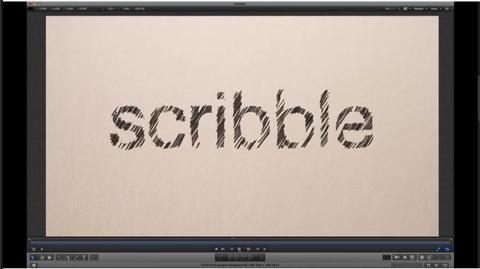 4. Scribble Effect Tutorial by Tokyo Productions