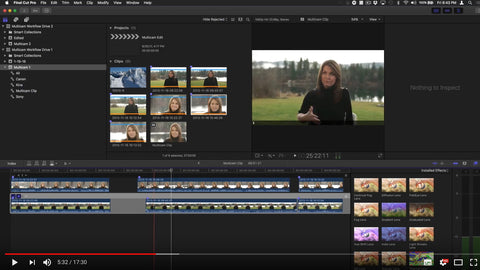 The Definitive FCP X Multicam Workflow by The Edit Room