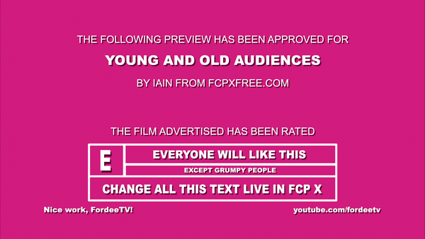 FordeeTV Ratings Plus example