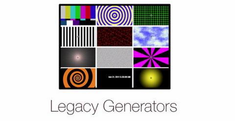 Legacy Generators by Ripple Training