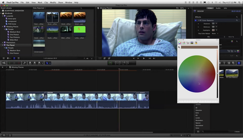 Color Grading in FCP X by Ripple Training