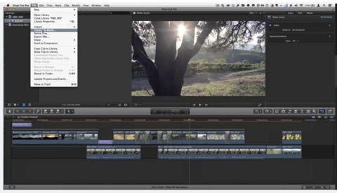 Final Cut Pro 10.1.2 Media Management Changes