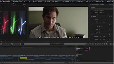 Color Grading a Film Tutorial by Color Grading Central