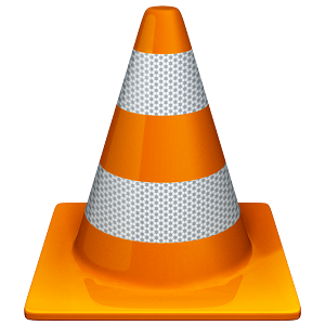 VLC — yep, silly icon, great app