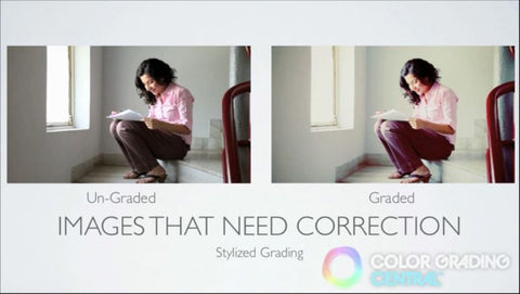 CGC 01 What is Color Grading?