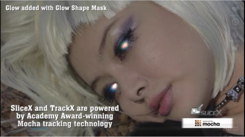 Glow Shape Mask