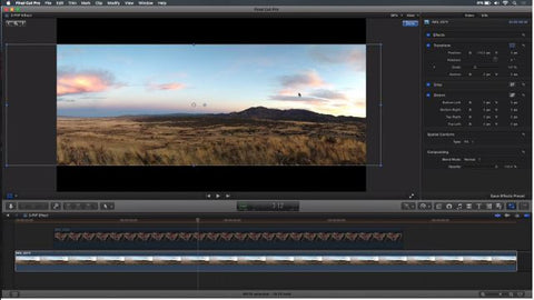 MBS #346: Creating Animations with Transitions in FCPX