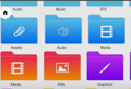 Post Production Folder Icons