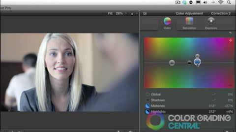 Final Cut Pro X Color Correction Plugins and resources | FCPXFree