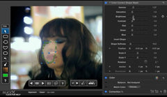 Color Correct Shape Mask