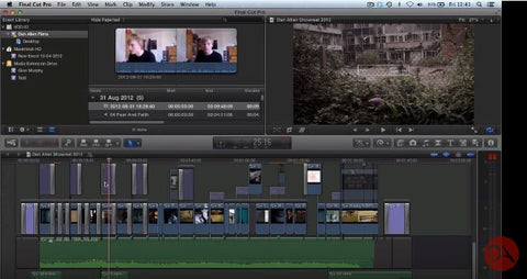 DA Exporting XML to Premiere Pro CS6