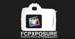 Make a Slideshow (faster than you can watch it!) in Final Cut Pro X